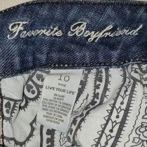 American Eagle Outfitters Jeans - Womens Size 10 L American Eagle Favorite Boyfriend